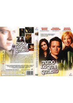 Todo Lo Que Quiero [DVD]