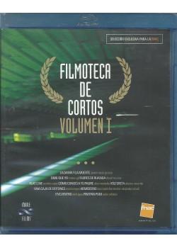 Filmoteca de cortos vol. 1 (blu-ray)