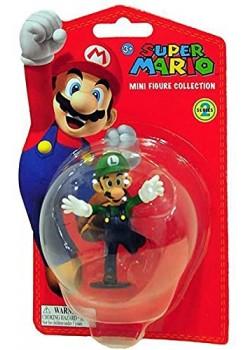Goldie Super Mario Mini Figura Luigi