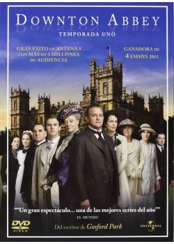 DOWNTON ABBEY: PRIMERA TEMPORADA (DVD)