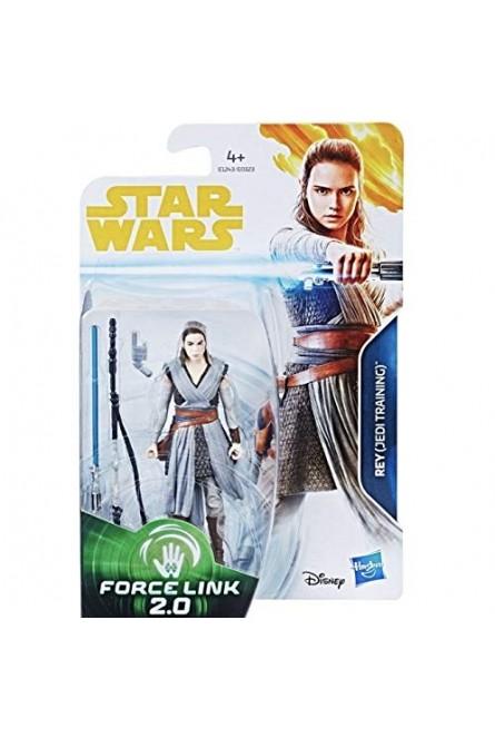 Figura Rey (Jedi Training) Star Wars 9 cm - Hasbro