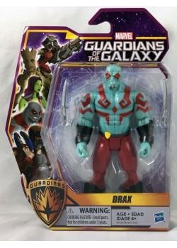 Figura Drax - Guardianes de la Galaxia - Marvel - Hasbro