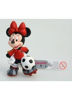 Figura Minnie España 6 cms.