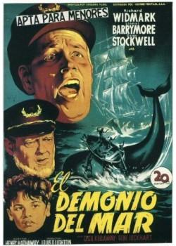 El demonio del mar [DVD]