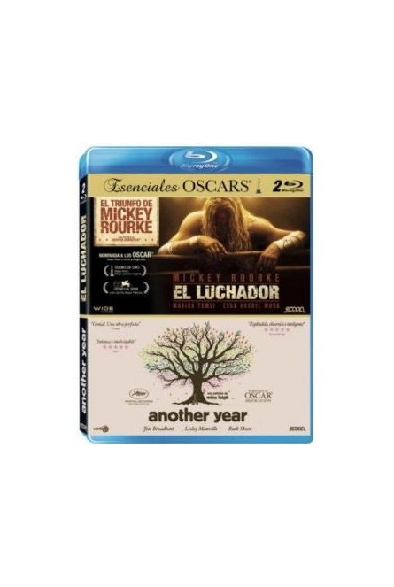 Pack: Another Year + El Luchador [Blu-ray]