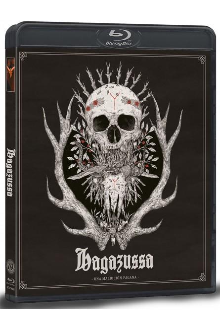 HAGAZUSSA [Blu-ray]