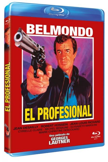 EL PROFESIONAL (BLU-RAY)