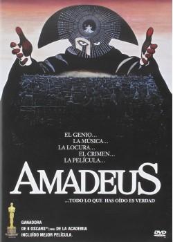 Amadeus [DVD]