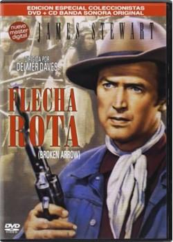 Flecha Rota DVD + B.S.O. [Italia]