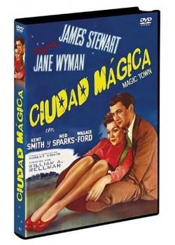Ciudad Magica DVD