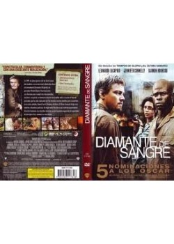 DIAMANTE DE SANGRE Blood Diamond