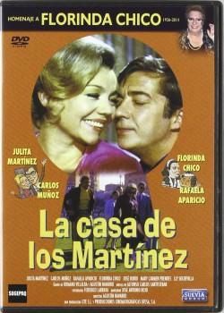 La Casa De Los Martinez-Homenaje F.Chico [DVD]