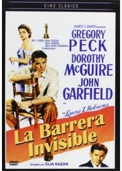La Barrera Invisible [DVD]