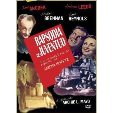 Rapsodia De Juventud (They Shall Have Music) (1939) (Import)