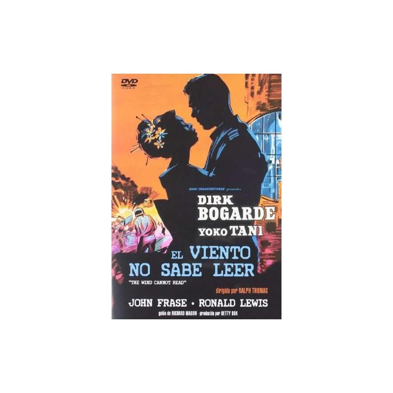 El Viento No Sabe Leer [DVD]