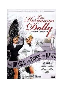 Las Hermanas Dolly v.o.s. DVD