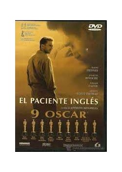 El Paciente Ingles [DVD]