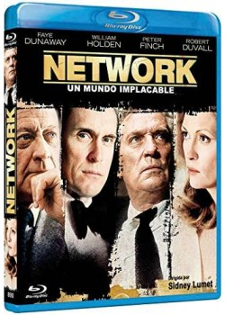 Network, Un Mundo Mmplacable [Blu-ray]