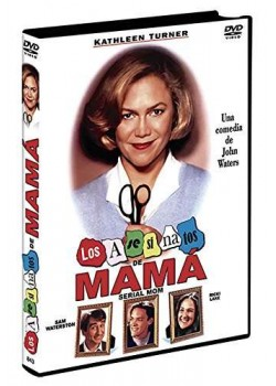 Los asesinatos de mamá 	 DVD Serial Mom