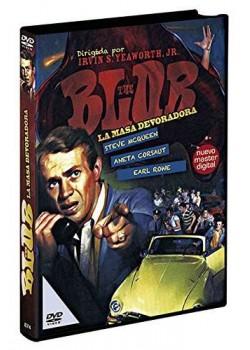 La masa devoradora  DVD