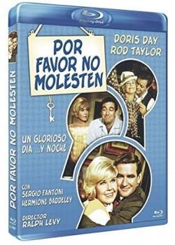 Por Favor No Molesten [Blu-ray]