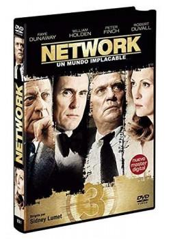Network (Un mundo implacable)  DVD