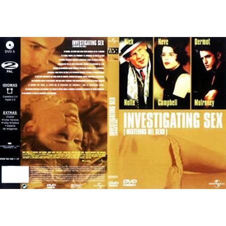 Misterios del sexo INVESTIGATING SEX DVD
