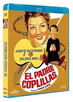 El Padre Coplillas [Blu-ray]