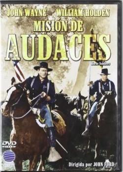 Misión de Audaces DVD 1959 The Horse Soldiers