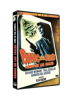 Panico en las Calles DVD 1950 Panic in the Streets