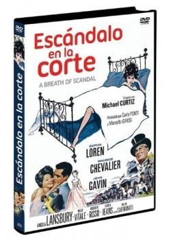 Escandalo en la corte [Italia] [DVD]