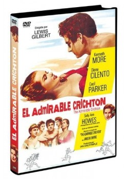 El Admirable Crichton [Italia] [DVD]