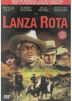 Lanza Rota DVD + B.S.O. [Italia]
