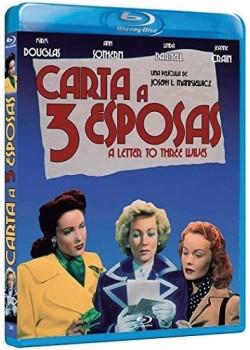 Carta a Tres Esposas BD [Blu-ray]