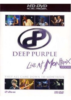 Deep Purple - Live At Montreux 2006 - They All Came Down To Montreux [Reino Unido] [HD DVD]