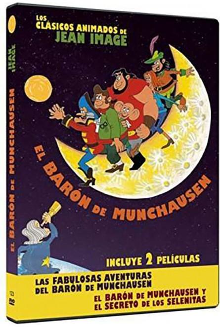 El barón de Munchausen [DVD]