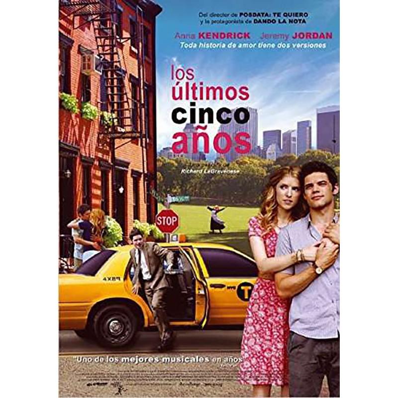Los últimos cinco años [DVD]