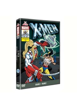 X-Men Temporada 2, Vol. 1 [DVD]