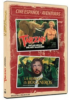 Cine Español - Aventuras - Tarzán En Las Minas Del Rey Salomón / [DVD]