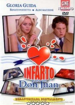 Infarto para un Don Juan 1980 DVD