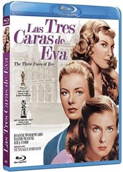 Las Tres Caras de Eva BD [Blu-ray]