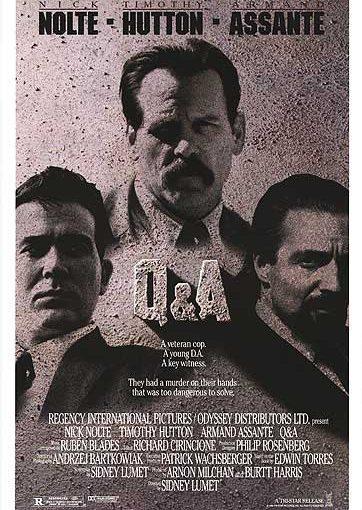 DISTRITO 34: CORRUPCIÓN TOTAL (1990). DTOR.: Sidney Lumet.
