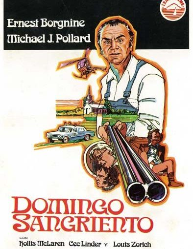 DOMINGO SANGRIENTO (1974, SUNDAY IN THE COUNTRY)