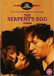 EL HUEVO DE LA SERPIENTE (1977, THE SERPENT'S EGG)