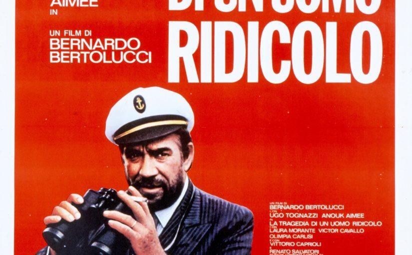 LA TRAGEDIA DE UN HOMBRE RIDÍCULO (1981, LA TRAGEDIA DI UN'UOMO RIDICOLO)