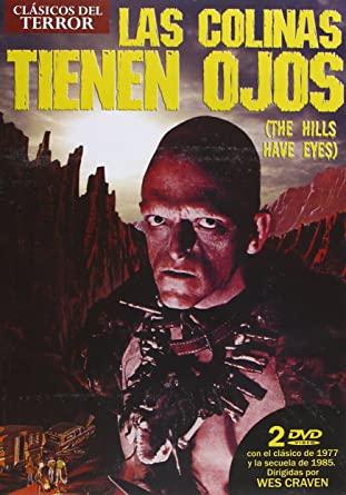 PACK LAS COLINAS TIENEN OJOS (1977-1985)
