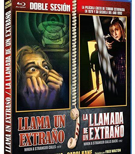 LLAMA UN EXTRAÑO (1979)/ LA LLAMADA DE UN EXTRAÑO (1993)